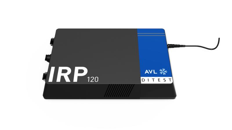 IRP120 Produktdesign