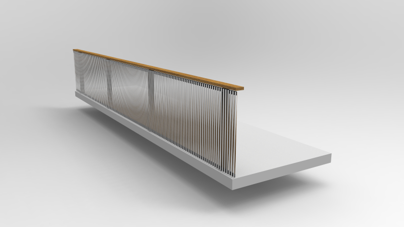 Leeb Balkone Industrial Design