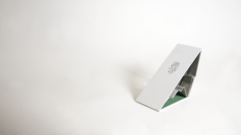 Gastgeschenk Produktdesign, Packaging